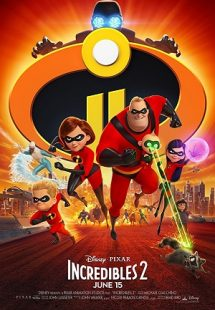 دانلود زیرنویس فارسی فیلم Incredibles 2 2018